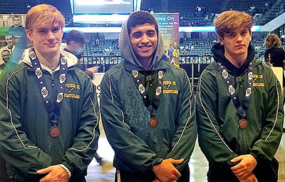 2020-2021 State Medalists
